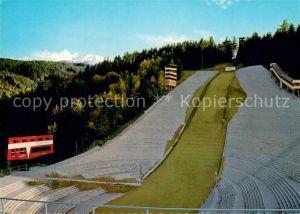 AK / Ansichtskarte Ski Flugschanze Innsbruck Olympiaschanze Bergisel