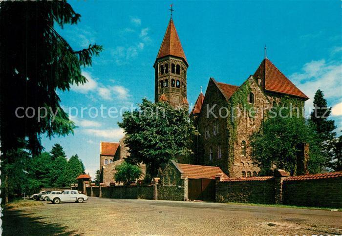 AK / Ansichtskarte Clervaux Abbaye Clervaux