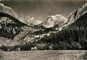 AK / Ansichtskarte Pralognan la Vanoise Montagnes de Savoie  Pralognan la Vanoise