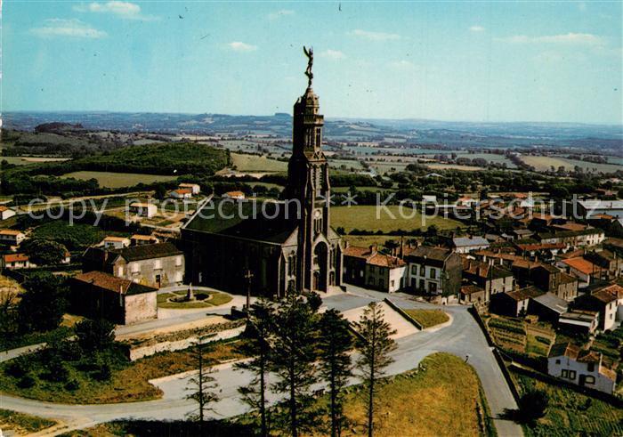 AK / Ansichtskarte Saint Michel sur Rhone Mont Mercure Eglise Saint Michel sur Rhone