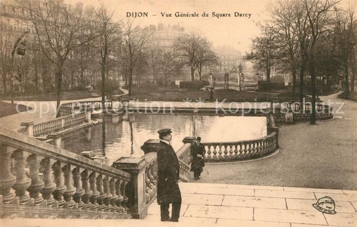 AK / Ansichtskarte Dijon_Cote_d_Or Square Darcy Dijon_Cote_d_Or