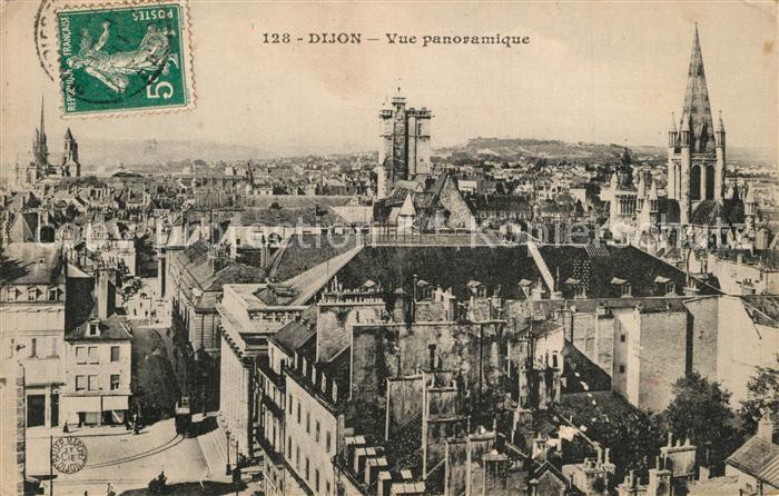 AK / Ansichtskarte Dijon_Cote_d_Or  Dijon_Cote_d_Or