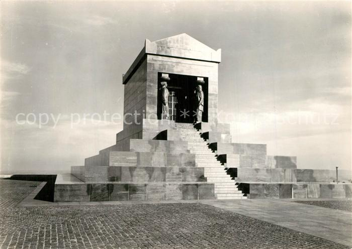 AK / Ansichtskarte Beograd_Belgrad Avala Monument au soldat inconnue Beograd Belgrad