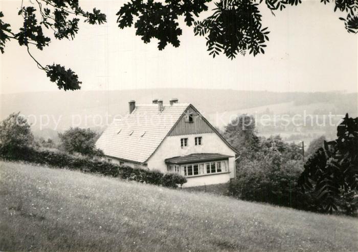 AK / Ansichtskarte Czerniawa_Zdroj Dom wypoczynkowy FWP Zacisze III Ferienhaus
