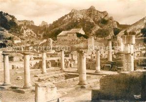 AK / Ansichtskarte Saint Remy de Provence Les fouilles de Glanum Saint Remy de Provence