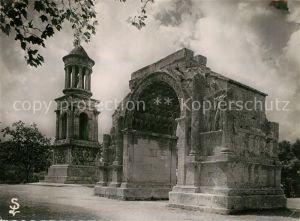 AK / Ansichtskarte Saint Remy de Provence Les Antiques Arc de Triomphe et Mausol?e romain Saint Remy de Provence