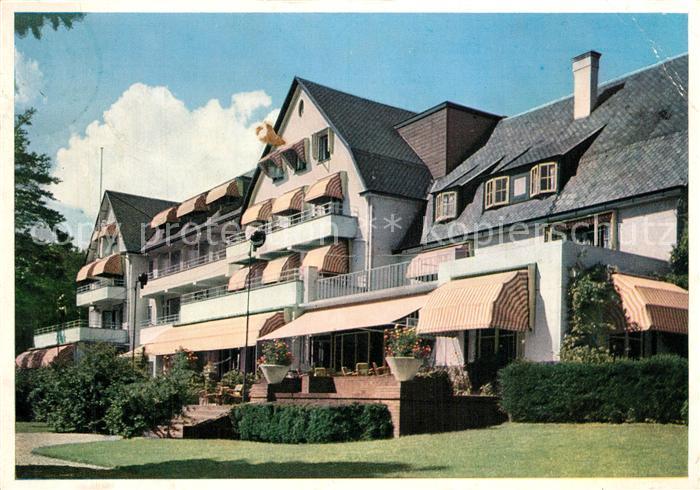AK / Ansichtskarte Oosterbeek Hotel de Bilderberg Oosterbeek