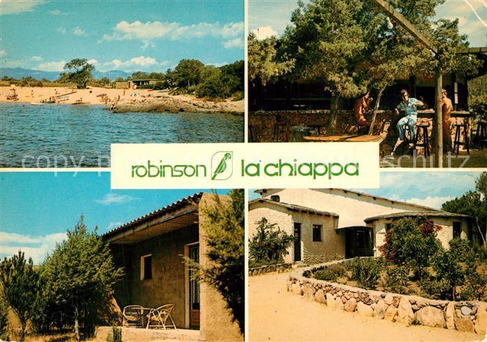 AK / Ansichtskarte Porto Vecchio Robinson la Chiappa Porto Vecchio