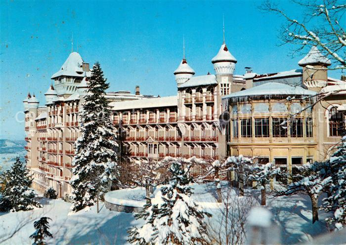 AK / Ansichtskarte Caux_VD Mountain House Caux_VD