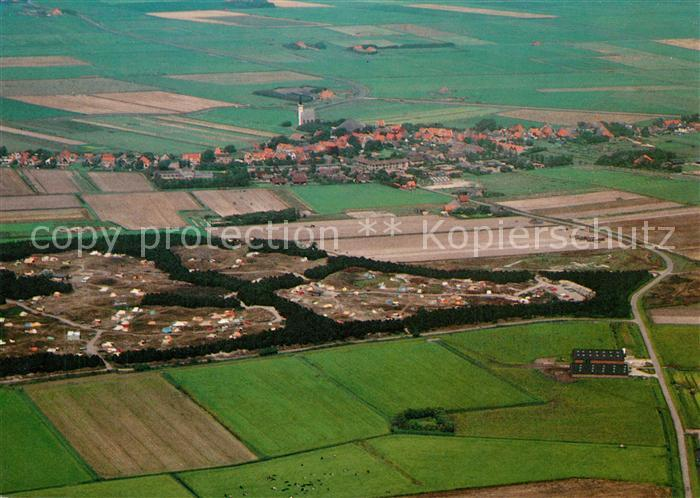 AK / Ansichtskarte Den_Hoorn_Texel Fliegeraufnahme Den_Hoorn_Texel