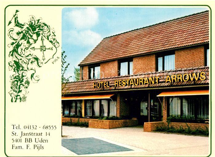 AK / Ansichtskarte Uden Hotel Restaurant Arrows Uden