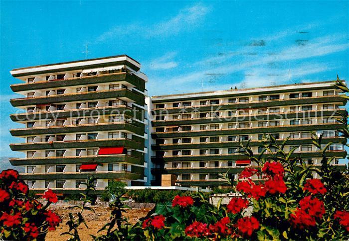 AK / Ansichtskarte Playa_del_Ingles Apartamentos Las Arenas Playa_del_Ingles