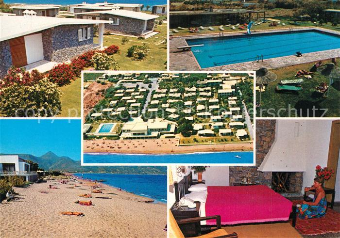 AK / Ansichtskarte Heraklion Creta Beach Hotel Ammoudara Beach Heraklion