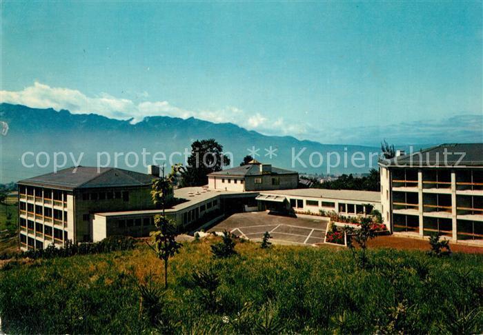 AK / Ansichtskarte St_Legier Institut Emmaues St_Legier