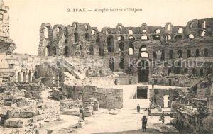 AK / Ansichtskarte Sfax Aphitheatre d Eldjem Sfax
