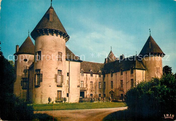 AK / Ansichtskarte Savigny les Beaune Chateau Savigny les Beaune