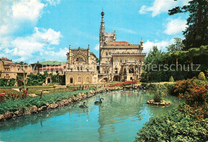 AK / Ansichtskarte Bussaco Palace Hotel Bussaco