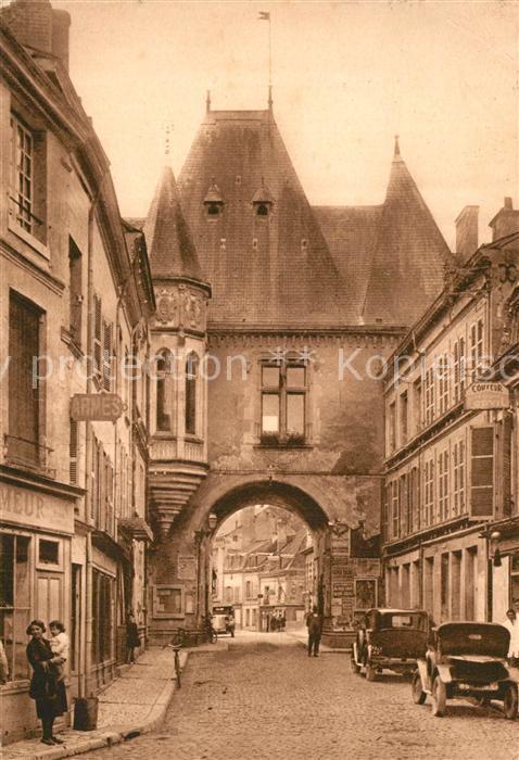 AK / Ansichtskarte Vendome Hotel de Ville Porte Saint Georges  Vendome