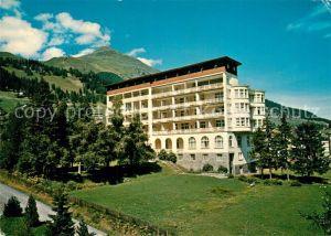 AK / Ansichtskarte Davos_Dorf_GR Mon Repos Hotel Davos_Dorf_GR