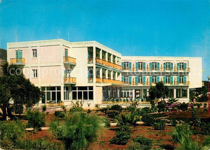 AK / Ansichtskarte Nea_Makri Hotel Nireus Nea_Makri