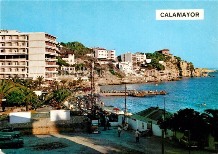 AK / Ansichtskarte Calamayor Vista parcial Playa Costa Calamayor