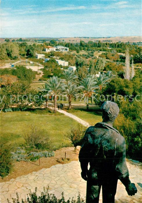 AK / Ansichtskarte Yad_Mordechai Vue a vol d oiseau Yad_Mordechai