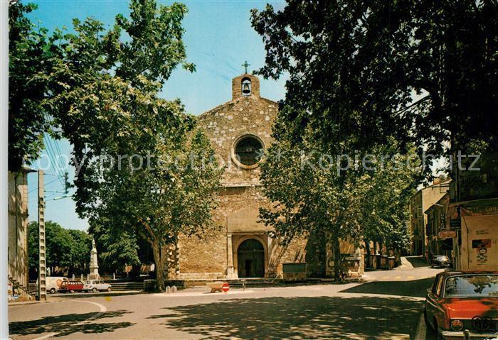 AK / Ansichtskarte Cessenon sur Orb Eglise Cessenon sur Orb