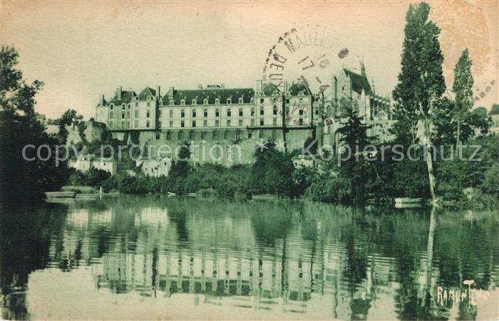 Thouars_ Deux Sevres Chateau bords du Thouet