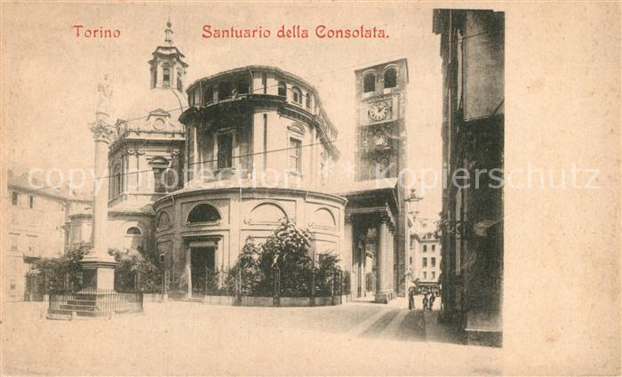 Torino Santuario della Consolata Torino
