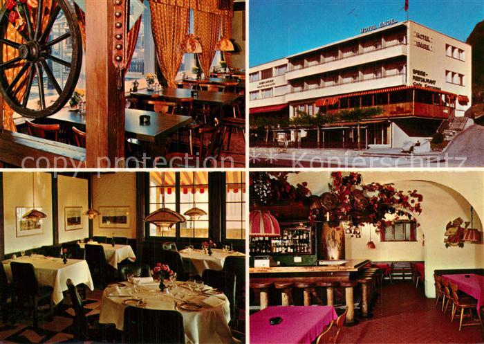Vaduz Hotel Engel Restaurant Vaduz