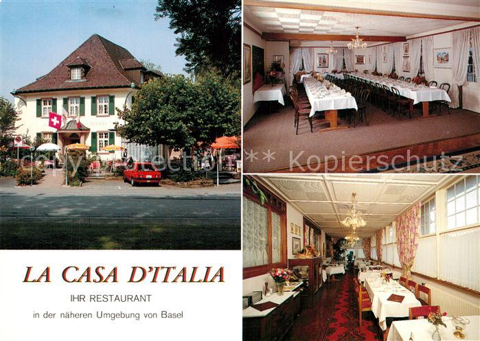 Bottmingen La Casa d`Italia Bottmingen