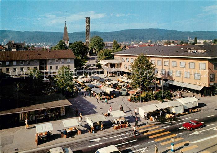 Altstetten_Zuerich Marktplatz Hotel