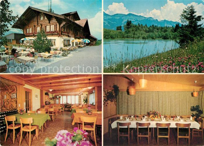 Diemtigen Hotel Restaurant Bergli Gastraeume Diemtigen