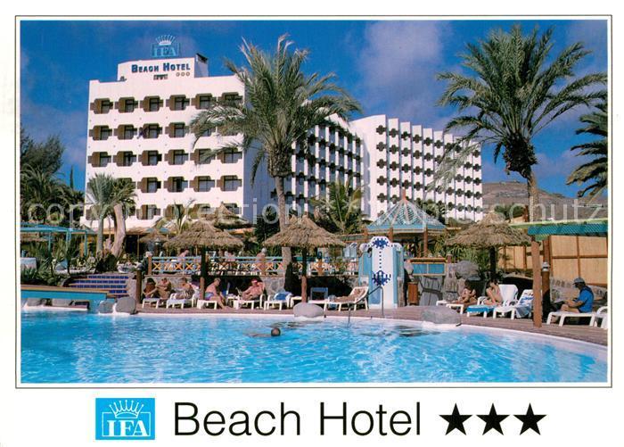 San_Agustin_Gran_Canaria IFA Beach Hotel Pool San_Agustin_Gran_Canaria