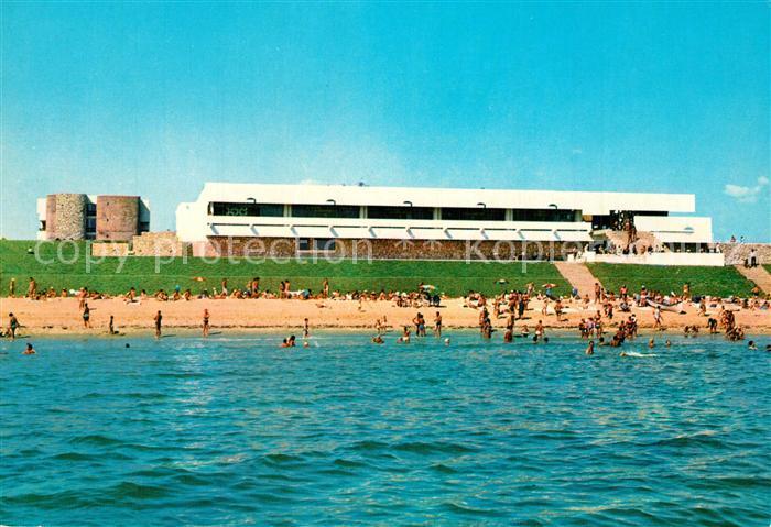 Venus_Rumaenien Strand und Restaurant Esplanada Venus Rumaenien