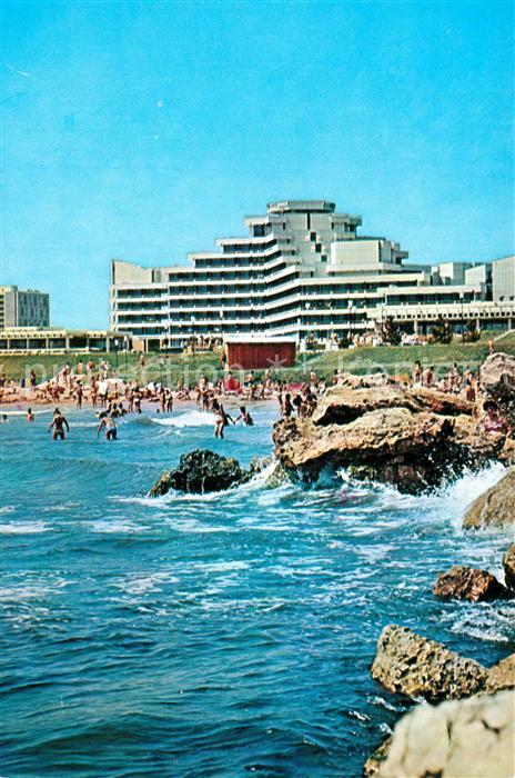 AK / Ansichtskarte Mangalia_Nord Aurora Strand Hotel