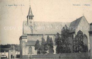 AK / Ansichtskarte Tervueren Eglise Tervueren