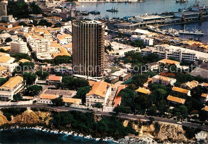 AK / Ansichtskarte Dakar Aerial view Dakar