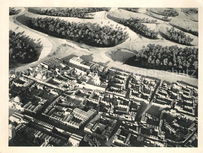 AK / Ansichtskarte El_Oued Vue aerienne El_Oued