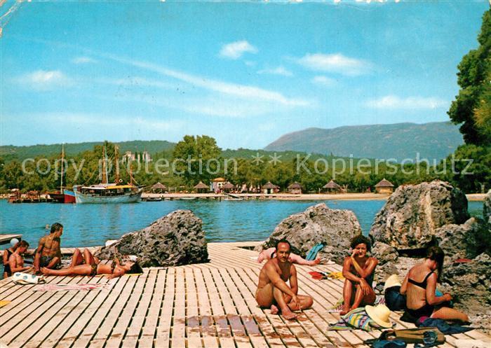 AK / Ansichtskarte Corfu_Korfu Club Mediterranee Corfu Korfu