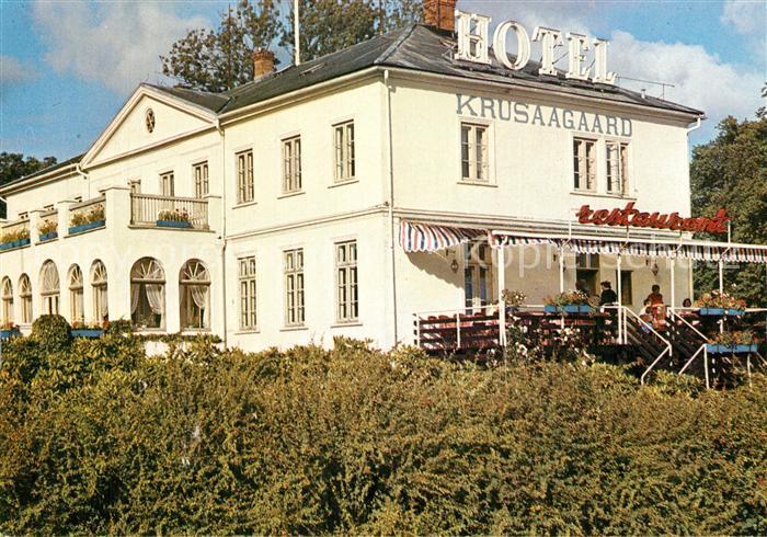 AK / Ansichtskarte Krusaa Hotel Krusaagaard Krusaa