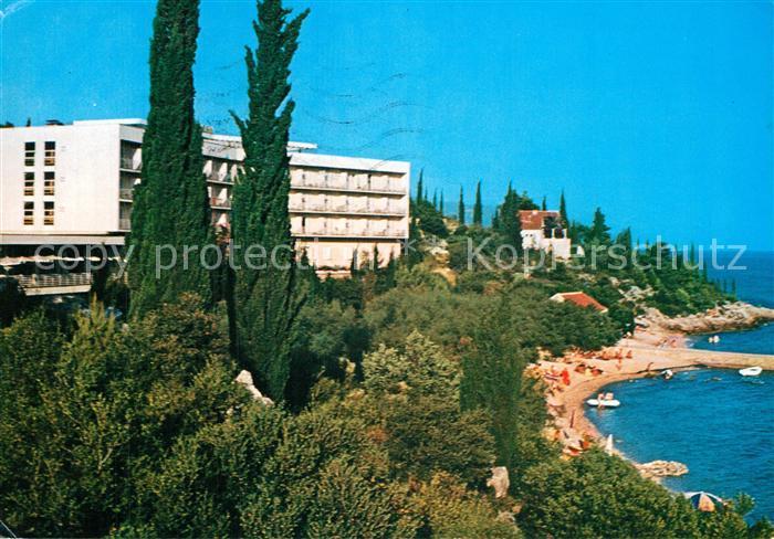 AK / Ansichtskarte Orebic Hotel Orsan Orebic