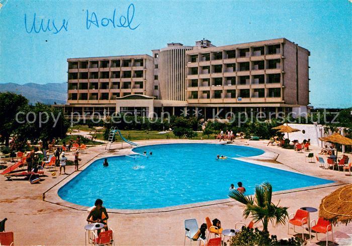 AK / Ansichtskarte Kos Atlantis Hotel Pool Kos