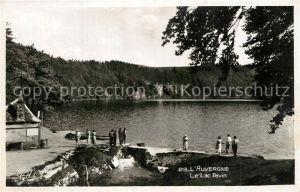 AK / Ansichtskarte Besse et Saint Anastaise Lac Pavin Besse et Saint Anastaise