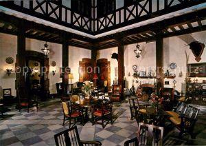 AK / Ansichtskarte Murcia Hotel Reina Victoria Murcia