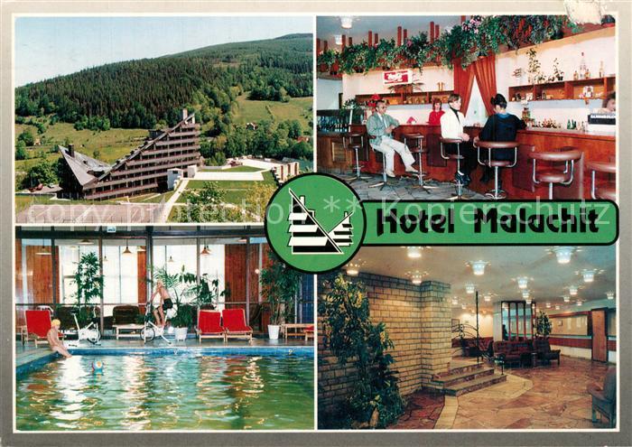 Swieradow_Zdroj_Bad_Flinsberg Hotel Malachit Swieradow_Zdroj