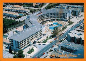 AK / Ansichtskarte Cambrils Fliegeraufnahme Hotel Cambrils Princess %fa Cambrils