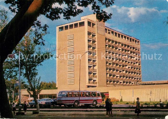 AK / Ansichtskarte Samarkand Hotel Samarkand Samarkand