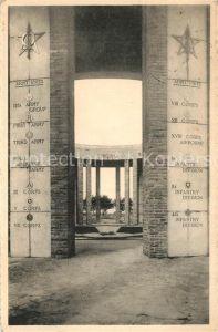 AK / Ansichtskarte Bastogne_Liege Memorial de la Bataille du Saillant Bastogne_Liege