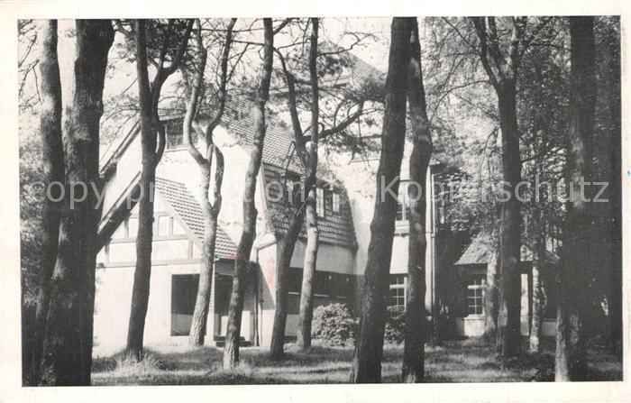 AK / Ansichtskarte Westmalle Heibrand Buitenheem van Chirojeugd Westmalle